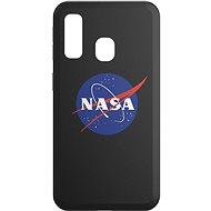 AlzaGuard - Samsung Galaxy A40 - 'NASA Small Insignia' - Kryt na mobil