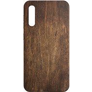 AlzaGuard - Samsung Galaxy A50/A50s - Tmavé dřevo - Kryt na mobil