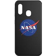 AlzaGuard - Samsung Galaxy A20e - 'NASA Small Insignia' - Kryt na mobil