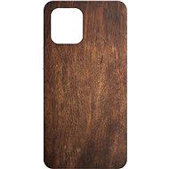 AlzaGuard - Apple iPhone 12 Mini - Tmavé dřevo - Kryt na mobil