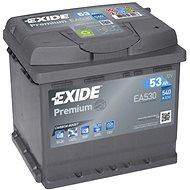 EXIDE Premium 53Ah, 12V, EA530 - Autobaterie