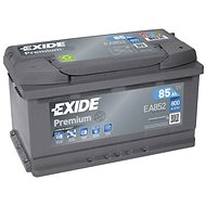 EXIDE Premium 85Ah, 12V, EA852 - Car Battery