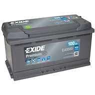 EXIDE Premium 100Ah, 12V, EA1000 - Car Battery