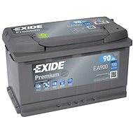 EXIDE Premium 90Ah, 12V, EA900
