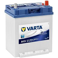 VARTA BLUE Dynamic 40Ah, 12V, A13 - Car Battery