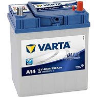 VARTA BLUE Dynamic 40Ah, 12V, A14 - Car Battery