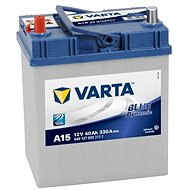 VARTA BLUE Dynamic 40Ah, 12V, A15 - Car Battery
