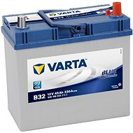VARTA BLUE Dynamic 45Ah, 12V, B32 - Car Battery