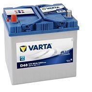 VARTA BLUE Dynamic 60Ah, 12V, D48 - Autobaterie