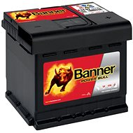 BANNER Power Bull 44Ah, 12V, P44 09 - Car Battery