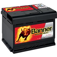 BANNER Power Bull 60Ah, 12V, P60 09 - Car Battery
