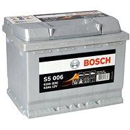 BOSCH S5 006, 63Ah, 12V (0 092 S50 060) - Autobaterie