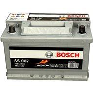 BOSCH S5 007, 74Ah, 12V (0 092 S50 070)