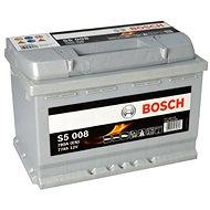 BOSCH S5 008, 77Ah, 12V (0 092 S50 080)