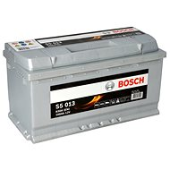 BOSCH S5 013, 100Ah, 12V (0 092 S50 130) - Autobaterie