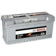 BOSCH S5 015, 110Ah, 12V (0 092 S50 150) - Autobaterie