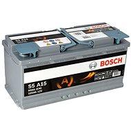 BOSCH S5A 150, 105Ah, 12V, AGM (0 092 S5A 150) - Autobaterie