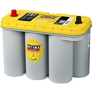 Optima Yellow Top S-5.5, 75Ah, 975A, 12V (851 187) - Autobaterie