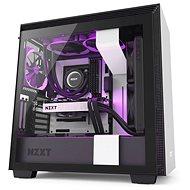 NZXT H710i Matte White - Počítačová skříň