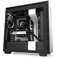 NZXT H710 bílá - Počítačová skříň