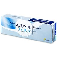 Acuvue TruEye 1-day with Hydraclear (30 lenses) - Contact Lenses