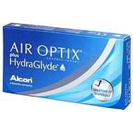 Air Optix Plus HydraGlyde (6 čoček) - Kontaktní čočky