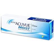 Acuvue Moist 1 Day (30 čoček) dioptrie: -8.00, zakřivení: 8.50 - Kontaktní čočky