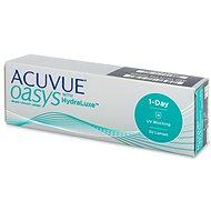 Acuvue Oasys 1 Day with HydraLuxe (30 čoček) dioptrie: -6.00, zakřivení: 8.50 - Kontaktní čočky