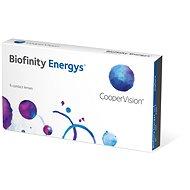 Biofinity Energys (6 čoček) dioptrie: -8.50, zakřivení: 8.60