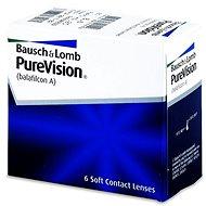PureVision (6 čoček) dioptrie: -2.25, zakřivení: 8.60 - Kontaktní čočky