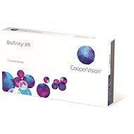 Biofinity XR (3 Lenses) - Contact Lenses