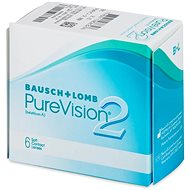 PureVision 2 (6 čoček) - Kontaktní čočky