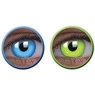 ColourVue Crazy UV Glow - Annual, Non-Dioptric, 2 Lenses - Contact Lenses