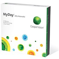 MyDay Daily Disposable, 90 Pack - Contact Lenses