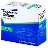 Soflens 38 (6 čoček) - Kontaktní čočky