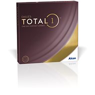 Dailies Total1 (90 čoček) - Kontaktní čočky