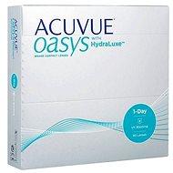 Acuvue Oasys 1 Day with HydraLuxe (90 čoček) - Kontaktní čočky