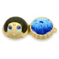 Pouzdro na kontaktní čočky Optipak 3D pouzdra - želva