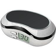Pouzdro na kontaktní čočky Optipak digitální pouzdro - bílo/černé