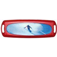 Pouzdro na kontaktní čočky Optipak pouzdro na jednodenní čočky - snowboard