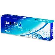 Dailies AquaComfort Plus (30 čoček) - Kontaktní čočky