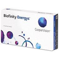 Biofinity Energys (6 čoček) - Kontaktní čočky
