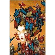 Diář Paperblanks Madame Butterfly 2022