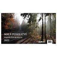 Small messages of Vojtěch Kodet 2022 - desk calendar - Desk Calendar