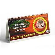 Lunárny kalendár 2022 - stolový kalendár - Stolní kalendář