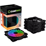 GameMax CL400 combo - Ventilátor do PC