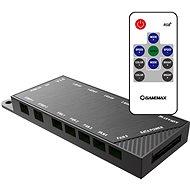 GameMax Remote PWM+ARGB HUB V3.0 - RGB příslušenství