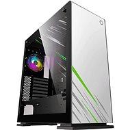 GameMax Vega Pro White - Počítačová skříň