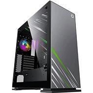 GameMax Vega Pro Grey - Počítačová skříň