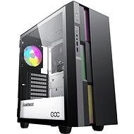Počítačová skříň GameMax Brufen C3 BG